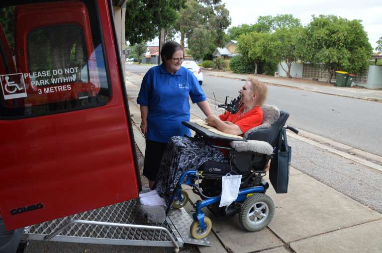 Community Support Workers Mount Gambier Region