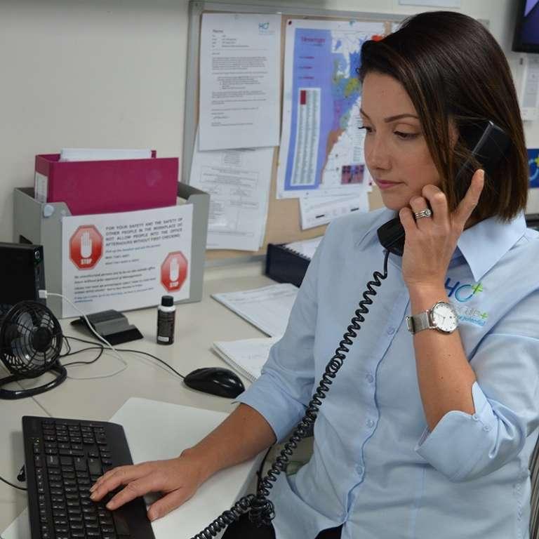 Client Service Officer
