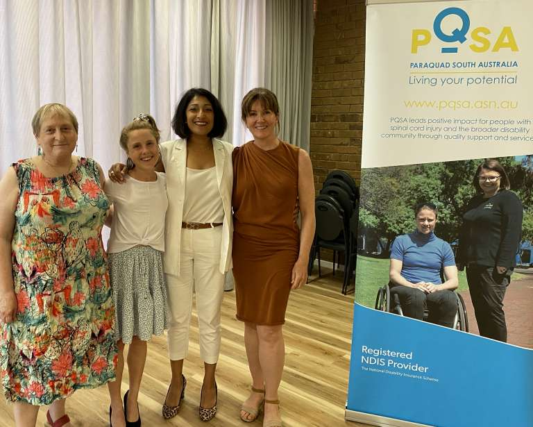 'Women's Business' - Menopause and Spinal Cord Injury Workshop
